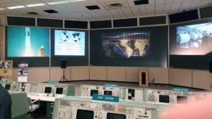 Historic Apollo Mission Control Center, NASA Houston