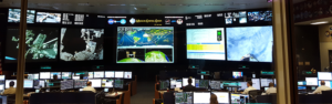 ISS Mission Control NASA Houston