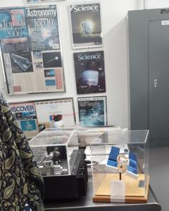 StarDust office, NASA Houston